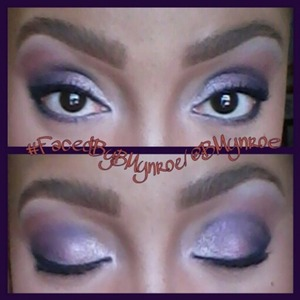 #FaceForward is a hashtag to my eye makeup