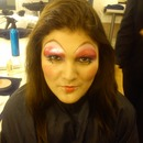 My pantomime Dame look