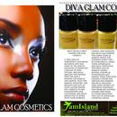 DivaGlam Cosmetics (Panche Magazine)