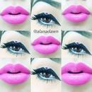 Eye Makeup and Lips