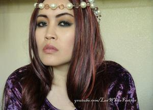 """A tutorial for  Eva Green-Inspired """"Camelot"""" Morgan Pendragon makeup can be seen at http://www.youtube.com/watch?v=NoeoKfZFb-g"""