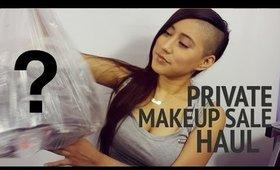 Private Makeup Sale Haul | Carla Katrina