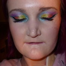 Mermaid Rainbow Eye's