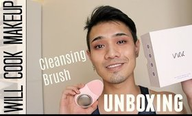 VKK Cleansing Brush PR UNBOXING