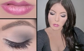 ♡ Get Ready With Me ♡ Bright Eyes & Bold Lips