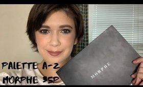 Palette A-Z: Morphe 35P