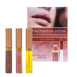 Colorescience Lip Restoration System (3 piece)