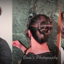 Jennifer lopez inspired braided bun