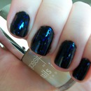 Nails Inc Gossip Girl Overglaze Duos - The Serena Collection
