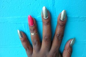Revlon: Gold Coin L'Oreal: Pink Karat