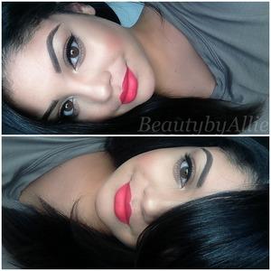 Instagram:beautybyallie