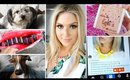 Opening Packages, How I Edit My Instagram Pics & More! ♡ Vlog