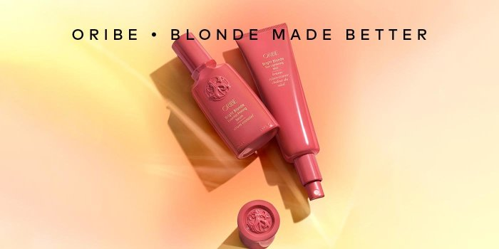 Shop Oribe's Bright Blonde Collection on Beautylish.com