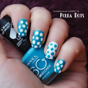 More photos here - http://rainbowsinajar.blogspot.ro/2013/01/polka-dots-colaborare-31-teme-de.html