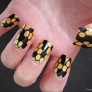 Honeycomb nails!