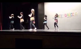 Howard S. Billings - Dance Recital Part 2