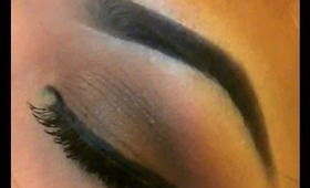 Smokey brown for Asian Eyes