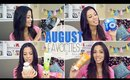 August Favorites - Beauty, Books and More!