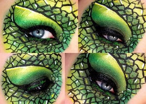 Snake Skin, Animal Inspired Look