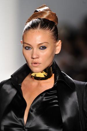 Zang Toi ~ New York Fashion Week Makeup By Tonya