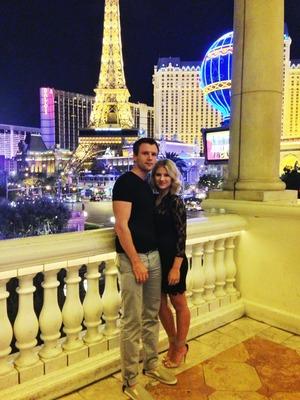 Vegas Baby! 1 year anniversary :)