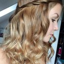 Curled Ombre