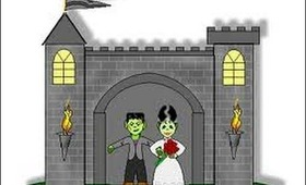 halloween bride of frankenstine 2013