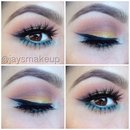 Colorful look