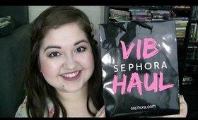 Sephora VIB Sale + Ulta Haul!