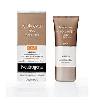 Neutrogena Visibly Even Daily Moisturizer SPF 30