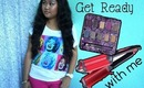 Get Ready With Me - Big Hair + Pop Art