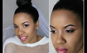 Live Tutorial: Bridal Makeup