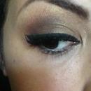 brown smokey eye ☺