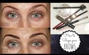 HOW TO: SHAPE & FILL IN YOUR EYEBROWS