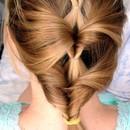 Net Cut Hairstyle