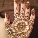 Mehndi(henna)