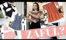 Zaful Try On Haul and Review 😬