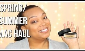 Spring Summer MAC Haul (PoshLifeDiaries)