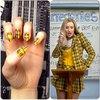 Iggy Azalea Inspired Nails