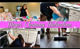CLEAN WITH ME QUARANTINE | MAJOR CLEANING MOTIVATION | ULTIMATE CLEAN WITH ME 2020