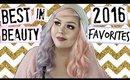 Best In Beauty 2016 Favorites