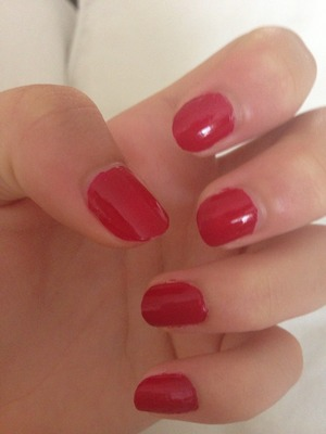 Red Nails