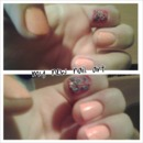my new nail art!