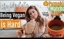 Life Update// Why I am not vegan// Pumpkin Matcha Latte