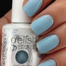 Gelish My one Blue Love