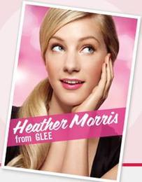 "Glee's Heather Morris is ""So Luv-a-licious"" in New Song for Flirt! Cosmetics"