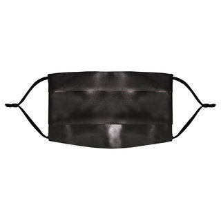 Re-usable Face Covering Black