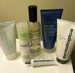 Products in rotation