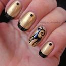 Deer Manicure