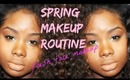 ♥ Spring Makeup Routine  | Foundation & Highlight |